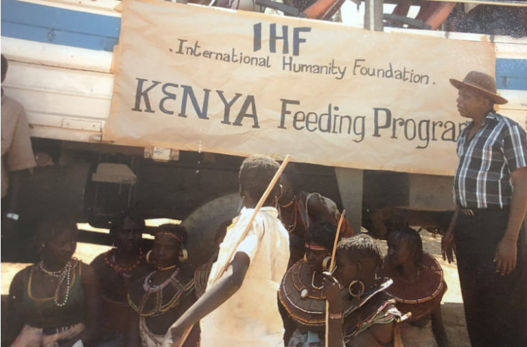 Kenya Feeding Program
