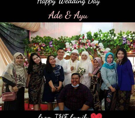 Ayu and Ade Wedding