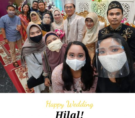 Hilal's Wedding