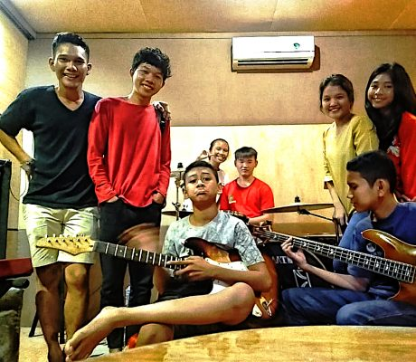 Music Class at Studio